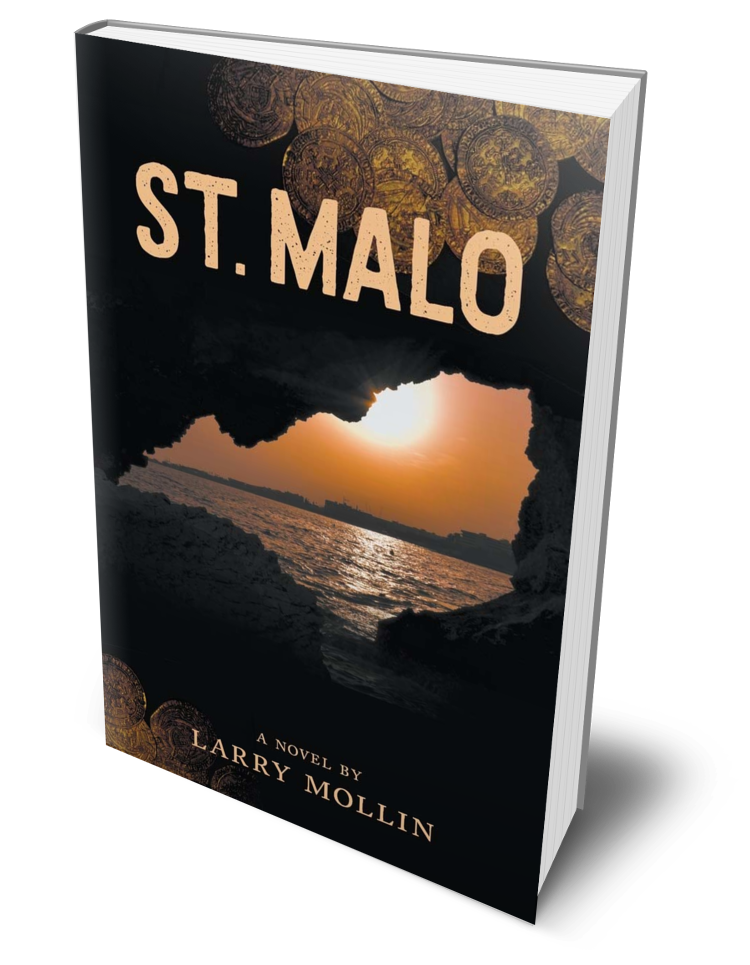 St. Malo Paperback by Larry Mollin (9)